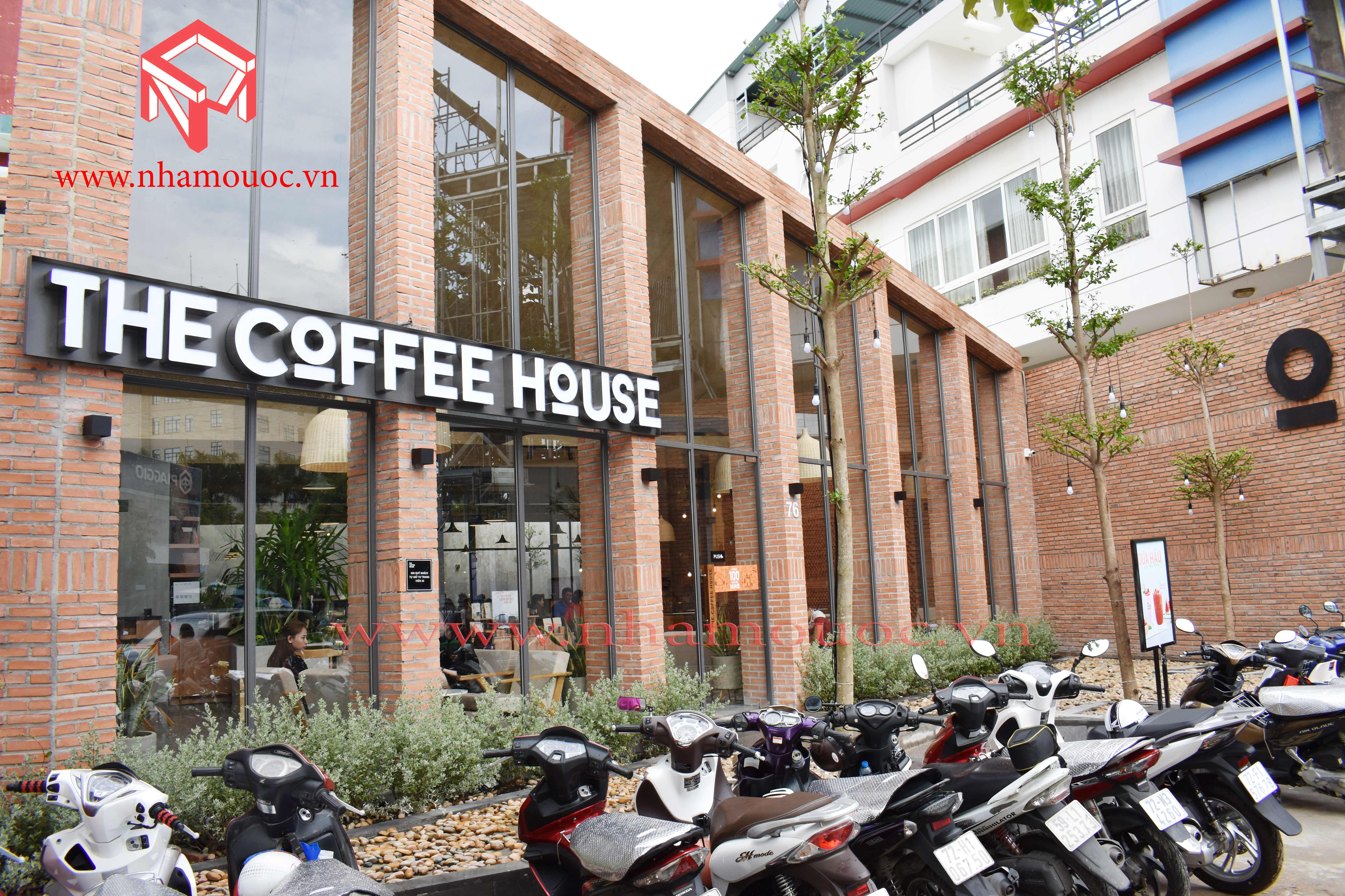 THE COFFEE HOUSE.TP BÀ RỊA