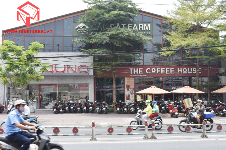 THE COFFEE HOUSE 313 NGUYỄN THỊ THẬP HT