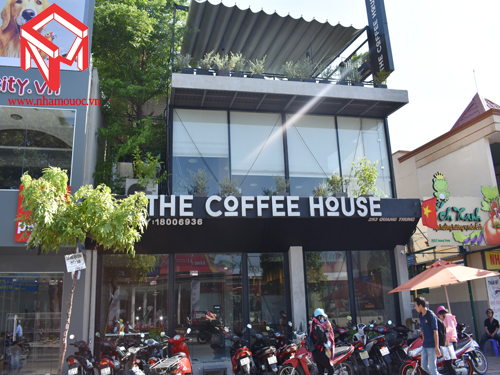 THE COFFEE HOUSE QUANG TRUNG